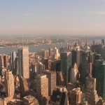 New York dall'Empire State
